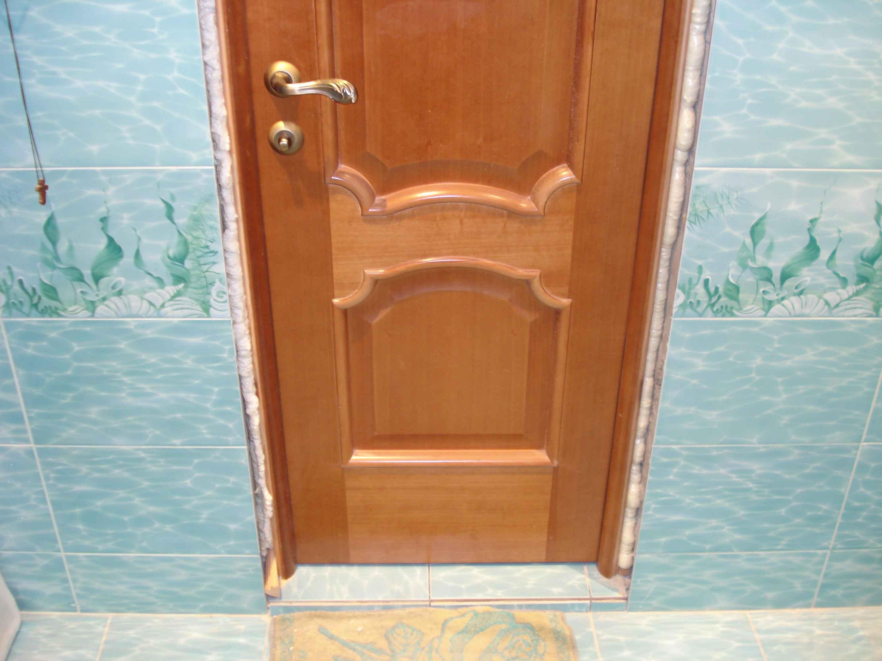 Как установить двери в ванной: необходимые инструменты и 39