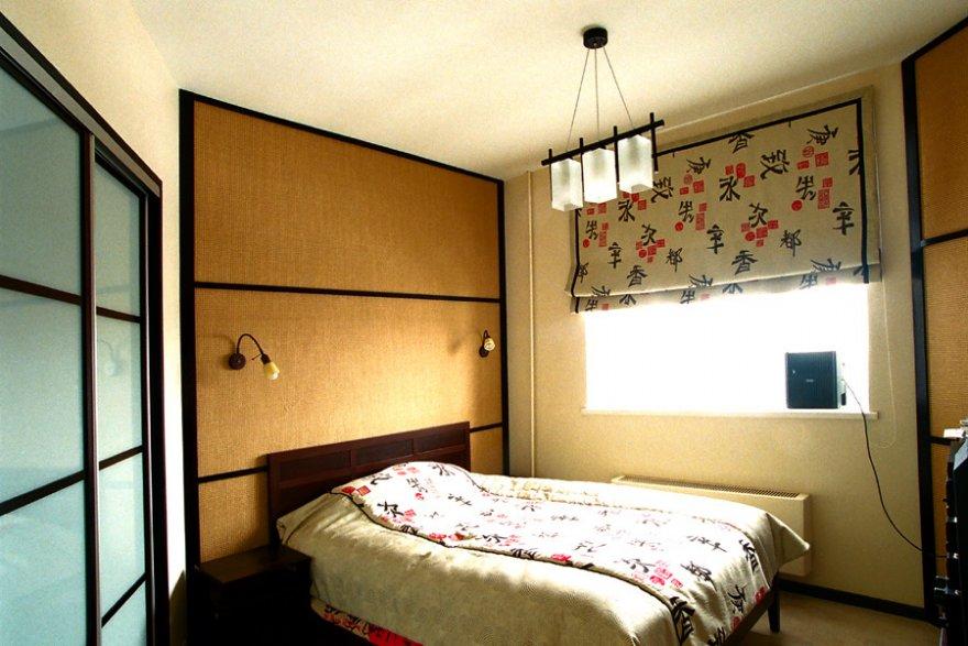Как сделать ремонт спальни своими руками недорого фото